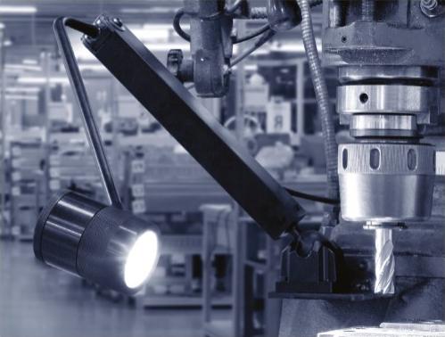Sirio BL machine lighting